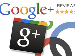 Gain you one 5 Star Google Reviews for your business on your Google Plus Page