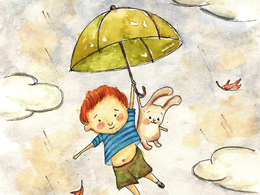 Illustrate your children book,10 illustrations