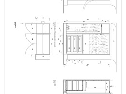 Produce highest quality bespoke furniture/joinery drawings.