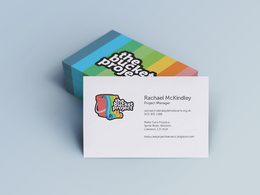 Design your premium, double-sided business card