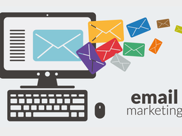 2,000 B2B targeted email marketing campaign package - GB