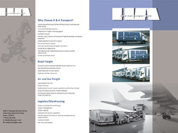 Design a great 4-page brochure