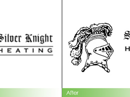 Convert your raster logo, icon, image or flyer to a high quality vector file in 24h