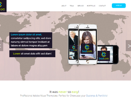Design you an Attractive Landing Page