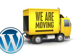 Move your WordPress website to a new server