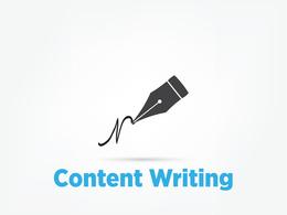 Write your marketing, social Media, Blog, promotional copy