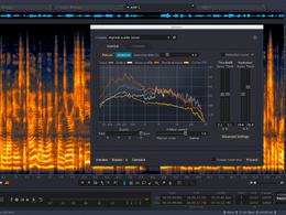 Improve sound of your audio file & remove noises from it (hiss, echo, cracks, bangs)