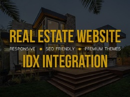 Design a Responsive Real Estate WordPress Website for your Property Business