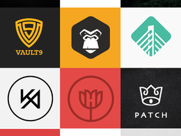 Design 3 awesome logo identity options with unlimited revisions
