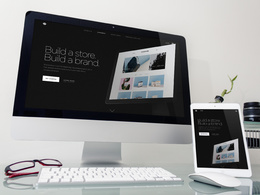 Design and build a website on Squarespace