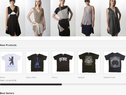Products Listing on Wordpress WooCommerce