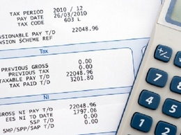 Process your payroll including RTI submission