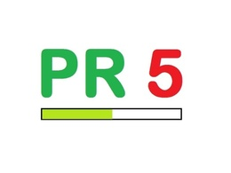 Guest post on my PR5 general blog with 2 backlinks permanently