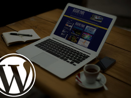 Provide one hour of wordpress development