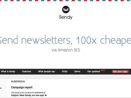 Install and configure Sendy bulk email software with Amazon SES