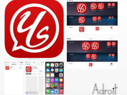 Stunning App Icon Design for iPhone and Android
