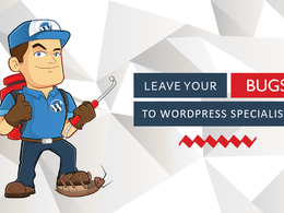 Fix any WordPress bug
