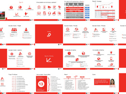 Design up to 25 slides Powerpoint presentation