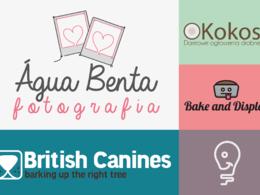 Design you a unique professional logo with 3 concepts