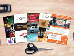 Design an awesome flyer/leaflet/poster