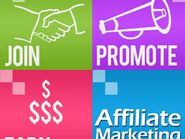 Create a high converting affiliate site