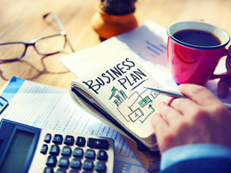 Write your professional business plan