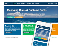 Build a bespoke, responsive 5-page website with a CMS, SEO and free hosting.