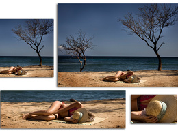 Crop and resize 50 photos