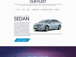 Design an amazing PSD homepage design