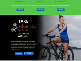 Professional and converting Landing page for your PSD only