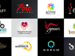 Design 5 Professional logo For Your Business with unlimited revisions + LI