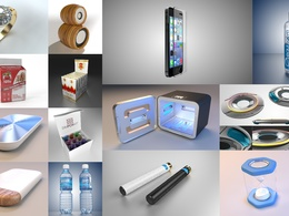 Make a small product 3D visualisation