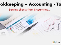 Do 2 hours of your bookkeeping