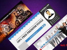 Design your facebook cover or twitter background or You tube banner