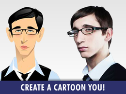 Design Awesome Cartoon Avatar for yourself