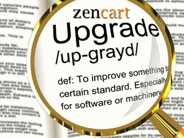 Upgrade Zencart to latest Version(1.5.6c)