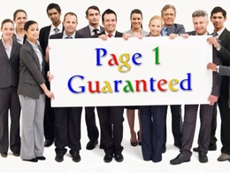 Make Google 1st page ranking for your website