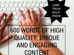 Write an interesting & unique blog or article with images
