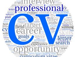 Re-write and format your CV to a professional standard.
