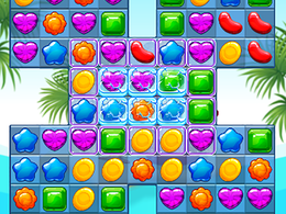 Create a game similar to candy crush for mobile and tablets !
