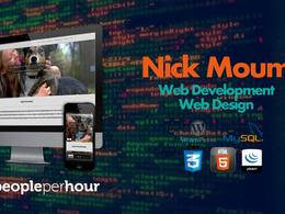 Make a creative Wordpress Website