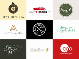 Design your logo  in 24 hours