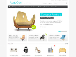 Design a Responsive bespoke Ecommerce Website