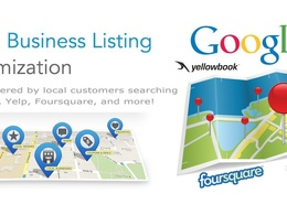 Create 50 local google map citations for local SEO