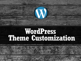 Customize Any Wordpress Themes (Advanced Customization)
