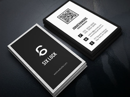 Design high quality Business card