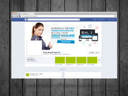 Design your Facebook or Twitter cover photo