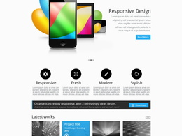 Design your website with attractive responsive design