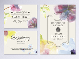 Design your wedding invitation