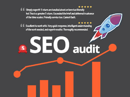 SEO review for your web page and produce SEO audit report to rank No1 in Google